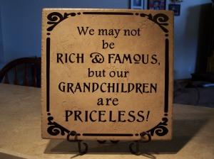 Grandchildren are Priceless